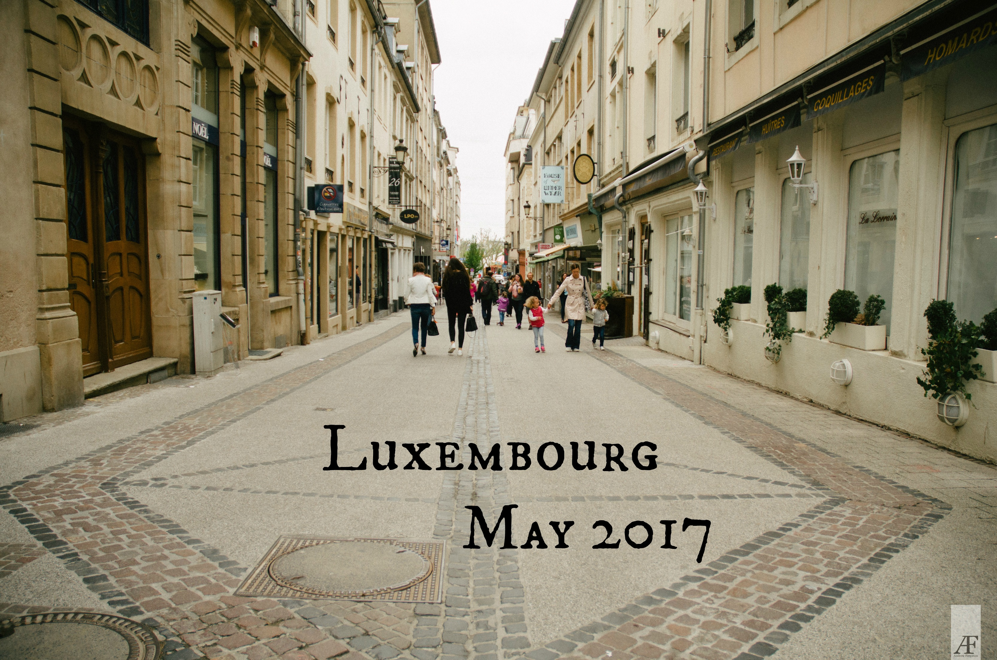 Lovely Luxembourg
